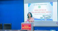 Học viện Nông nghiệp Việt Nam ủng hộ Thừa Thiên - Huế 100 triệu đồng để khắc phục hậu quả mưa lũ