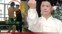 Clip: Thua võ sĩ MMA, cao thủ Thái cực Trung Quốc đánh lén hèn hạ