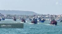 Quảng Ngãi: Chủ tịch UBND tỉnh khẩn cấp ban hành lệnh cấm tàu thuyền ra khơi