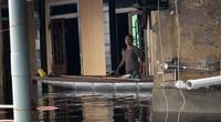 Xót thương Làng lụt