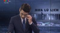 """BTV Tuấn Dương nói gì sau """"sự cố"""" nén khóc, xin lỗi trên sóng trực tiếp VTV"""