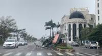 Bình Định: 15 nhà dân tốc mái, 6 người bị thương do bão số 9