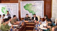 """Bộ trưởng Bộ NNPTNT Nguyễn Xuân Cường: Bão số 9 có đường đi rất """"đặc biệt"""""""