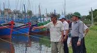 Bão số 9: Tỉnh Bình Định kêu gọi cứu hộ 8 tàu cá gặp nguy hiểm, phát tín hiệu cầu cứu trên biển Phú Yên