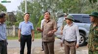 Quảng Nam: Khẩn cấp di dời người dân, gia cố nhà cửa, phòng chống bão số 9 ở Tam Thanh