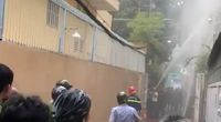 Người phụ nữ tử vong trong căn nhà bốc cháy ở TP.HCM: Nghi bị sát hại rồi đốt xác