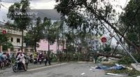 TRỰC TIẾP: Bão số 9 - Molave suy yếu thành áp thấp nhiệt đới