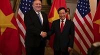 Ngoại trưởng Mỹ Mike Pompeo thăm Việt Nam