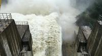 Thủy điện Đăk Mi 4 xả lũ, cộng mưa lớn do bão số 9, Quảng Nam đối mặt lũ đặc biệt lớn
