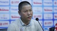 Trung vệ Bùi Tiến Dũng thoát thẻ phạt, HLV Hà Nội FC nói gì?