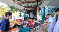 Vụ sạt lở vùi lấp hơn 50 người ở Quảng Nam: Tiếp tục đưa thêm 7 người bị thương đi cấp cứu
