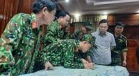 Tư lệnh Quân khu 5: Mới tìm được 7 thi thể nạn nhân trong 2 vụ sạt lở đất