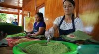 Bánh chưng gù Hà Giang: Bí quyết tạo nên sự độc đáo của chiếc bánh chưng dân tộc Tày