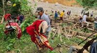 Toàn cảnh vụ sạt lở khiến nhiều người tử vong và mất tích ở Trà Leng