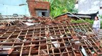 Bình Định thiệt hại 500 tỷ đồng, gần 6.000 nhà dân bị tốc mái do bão số 9