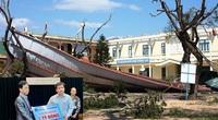 Khắc phục bão số 9: Quảng Ngãi nhận ủng hộ gần 6 tỷ đồng ngay tại buổi phát động