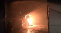 """Hải Dương: """"Bà hỏa"""" ghé thăm lúc rạng sáng, Công ty Bao bì Fushan thiệt hại hàng chục tỷ đồng"""