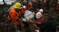 Lật lại những vụ sạt lở đất kinh hoàng trên thế giới khiến hàng nghìn người chết trong nhiều năm qua