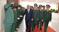Viện trưởng và giám đốc của 2 đơn vị thành lập mới ở Bệnh viện 108 có quân hàm cao nhất là Thiếu tướng