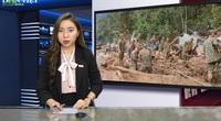 Bản tin Thời sự Dân Việt 30/10: Tập trung nguồn lực tìm kiếm nạn nhân bị mất tích do sạt lở đất và chìm tàu