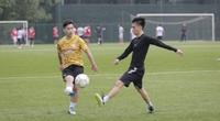 Giải bóng đá Báo NTNN/Dân Việt: Nghẹt thở cuộc đua vào tứ kết