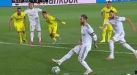 Bí quyết sút phạt đền thành công 100% của Sergio Ramos