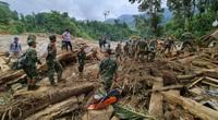 Quảng Nam: Chuyên gia nghiên cứu sạt lở đang vào hiện trường Trà Leng