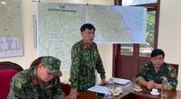Sư đoàn Không quân 372 lên Phước Sơn khảo sát đường bay cứu trợ hàng ngàn người dân bị cô lập