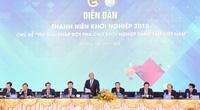 500 đại biểu tham dự Diễn đàn Thanh niên khởi nghiệp 2020