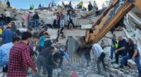 Động đất mạnh ở Thổ Nhĩ Kỳ, 800 người thương vong