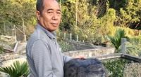 """Tuyên Quang: Ông tỷ phú nông dân nuôi loài """"thủy quái"""" to bự, lưng đen bóng, thương lái cứ gạ mua"""