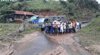 Kon Tum: Tất cả chung tay khẩn trương khắc phục hậu quả bão số 9