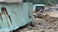 Thời tiết bất lợi, tạm dừng tìm kiếm các nạn nhân vụ lở núi ở Phước Sơn, Quảng Nam