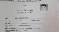 Quảng Trị: Phát hiện 2 giáo viên dạy lái xe dùng bằng giả