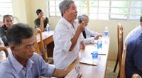 Đối thoại với nông dân về chính sách BHXH tự nguyện, BHYT