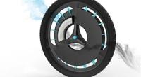 Kì lạ: Bánh xe đạp có thể lọc không khí ô nhiễm trong lúc di chuyển