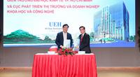 Bộ KH&CN và ĐH Kinh tế TP.HCM ký kết thúc đẩy phong trào khởi nghiệp sáng tạo