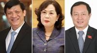 3 tân Bộ trưởng, Trưởng ngành dự phiên họp đầu tiên của Chính phủ trên cương vị mới