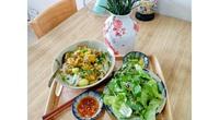 Tuyệt chiêu nấu mì Quảng gà thơm ngon đúng điệu, mẹ nấu con mê