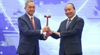 Hình ảnh bế mạc Hội nghị Cấp cao ASEAN 37 và chuyển giao vai trò Chủ tịch ASEAN