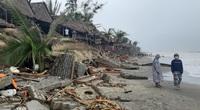"""Báo Mỹ viết về """"cuộc chiến"""" chống bão Vamco - bão số 13  của Việt Nam"""
