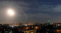 Israel nã tên lửa đánh úp Syria