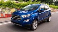 Ford Ecosport 2021 bỏ lốp dự phòng, mở bán tại Việt Nam giá bất ngờ