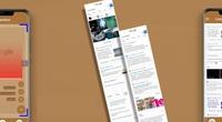 Cực dễ cách chụp màn hình cuộn trang trên điện thoại Android