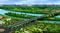 Đồng Nai chi gần 4.000 tỷ đồng xây dựng tuyến đường ven sông Cái