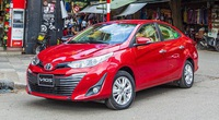 Cả thập kỷ, mặc khen chê, Toyota Vios vẫn là số 1 thị trường xe Việt