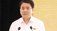 Ông Nguyễn Đức Chung vi phạm rất nghiêm trọng, đề nghị Bộ Chính trị, Trung ương khai trừ khỏi Đảng