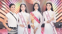 """Ngọc Hân bị phát hiện dùng """"tiểu xảo"""" khi chụp ảnh chung với tân Hoa hậu Việt Nam 2020"""