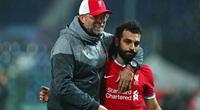 Liverpool đón tin cực vui về Mo Salah