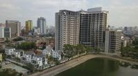 Ngược thị trường, phân khúc căn hộ chung cư cao cấp ở Hà Nội giảm giá
